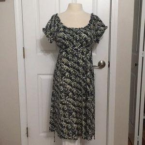 Peasant Dress casual or maternity Sz XL